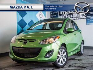 2011 Mazda MAZDA2 GS**BALANCE DE GARANTIE COMPLÈTE**