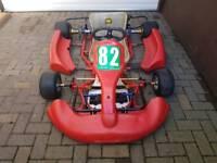 Race kart chassis