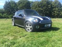 MINI COOPER 1.6 BLACK 2007(57) EXCELLENT CONDITION