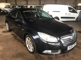 2010 Vauxhall Insignia Exclusive 130 CDti Px welcome