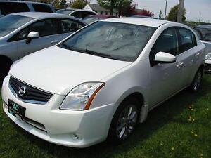 2011 Nissan Sentra S; Auto A/C P/Group Alloys