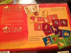 Le roi lion Dominos (Lion king Dominos- circle of life) West Island Greater Montréal image 2