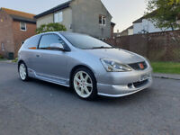 2006 (06) Honda Civic Type R Ep3 Satin Silver Premier edition K20