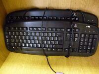 Logitech Keyboard x 2