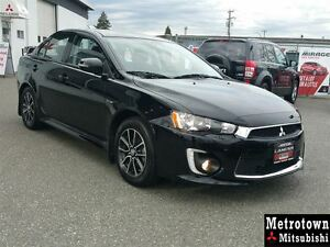2016 Mitsubishi Lancer SE Limited Edition 4WD; CERTIFIED PRE-OWN