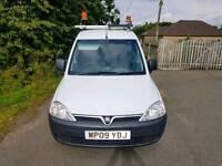 NO VAT. Vauxhall Combo 2000 CDTI, 1 Owner, 112,000 Miles, Full History, MOT 20/2/18,TEL07477651115.