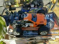 Firestorm T10 Nitro RC car