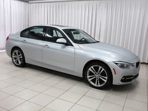 2018 BMW 3 Series HURRY IN TO SEE THIS BEAUTY!! 330i x-DRIVE w/