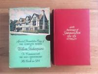 1964 Collins The Complete Works of Shakespeare