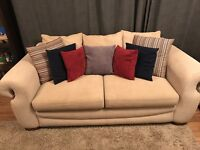 Three Seater John Lewis Sofa - Cost over £1,000 - Bargain for £199