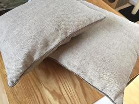 NEXT beige cushions-used for a month! (2)
