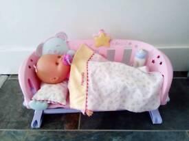 Baby nenuco sleep with me