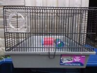 Basic Pets At Home Hamster Cage