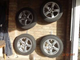 For Hyundai I30/Kia Ceed .used for 4 winters,approx 3000 each year