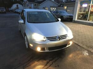 2009 Volkswagen Rabbit ONLY 109,000 KM ON THIS CAR