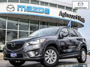 2015 Mazda CX-5 GS   Sunroof   Htd Sts   Bluetooth   Pwr Seat
