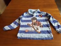 Lego Harry Potter rugby style top size 5-6years