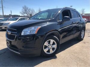 2014 Chevrolet Trax 1LT 5 PASSENGER CRUISE CONTROL
