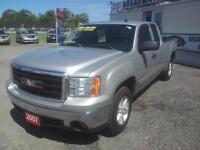 2007 GMC SIERRA SLE-2 Z71 4X4 CERTIFIED E-TESTED LOW LOW PAYMENT