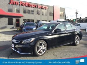 2017 Mercedes-Benz C-Class C300 New without the new price tag.