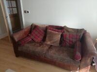 Beautiful House of Frazer Sofa