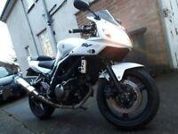 Suzuki Sv650s , motorbike , sports bike