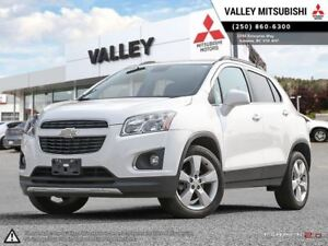2013 Chevrolet Trax LTZ-LEATHER, SUNROOF, PANDORA TOUCH SCREEN