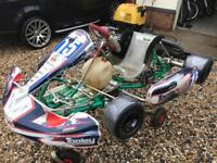 2014 Tonykart JAG sealed engine