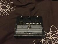 Roger Mayer Voodoo Axe Fuzz