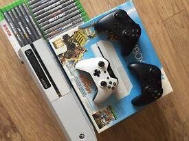 Xbox One w/ BATTLEFIELD ONE + One Controller