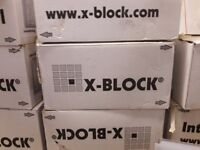 Plastic Imitation Glass Blocks