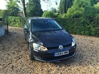 Top Spec Golf 2.0 Litre TDI . GT Bluemotion .