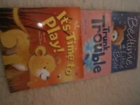 Collection of three childrens brand new books