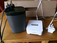 Sonos wireless speaker and bridge