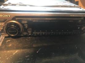 Sony CD player
