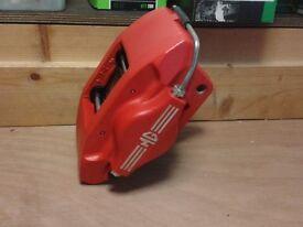 NEW genuine Mgf/Tf Ap racing 2 pot brake caliper's