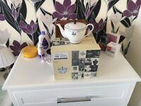Wedgewood China tea pot