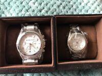 Sliver MK watches