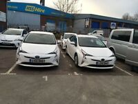 PCO TOYOTA PRIUS TO HIRE OR RENT UBER READY 16/65/15/64//PLATES FROM £230 INCLUDING INSURANCE