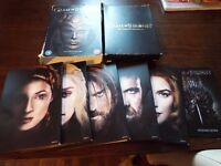 GAME OF THRONES The Complete Seasons 1 - 5
