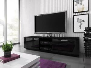 BRAND NEW! Modern TV Cabinet for TVs up to 72 by LOFT - Free Shipping! Only $260 for limited time only