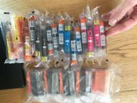 22 New Ink cartridges for Canon MP620 (and others) printer