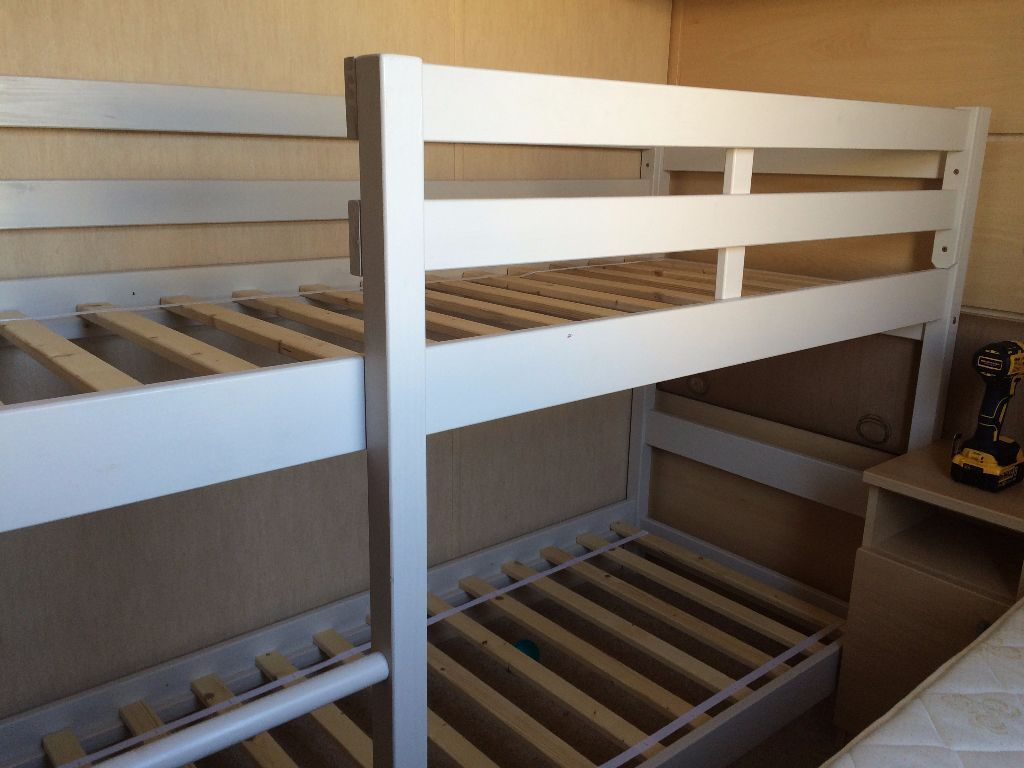 Bunk Beds For Static Caravan In Cullybackey County