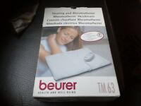 Beurer health and wellbeing heat pad