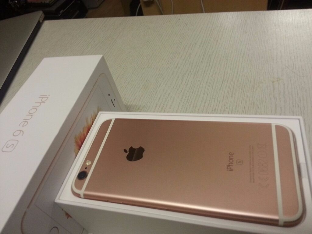 iphone 6s 16GB unlocked .Kit only. rose gold and space grey availablein Hackney, LondonGumtree - Buy with shop receipt (More Authentic &reliable purchase) iphone 6s . used. 16GB. unlocked with all networks. Only Mobile no accessories. Price £390 We have iphone 4,4s,5,5s,6,6Plus,6s,6s Plus,Ipad,MacBook Pro,MacBook Air,iMac,iMac Slim Line....