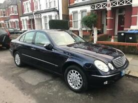 Mercedes e200 60 k miles lady owner from new