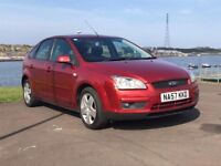 Ford Focus 1.8 TDCI Style, full mot, 3 month extendable Warranty. Very well maintained