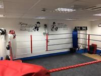BOXING FITNESS GYM FOR SALE