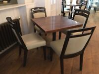 Joblot ex Prezzo interior restaurant cafe Chairs, tables, sofa, lamps commercial furniture