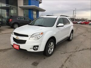 2011 Chevrolet Equinox LT - FWD - VERY CLEAN!